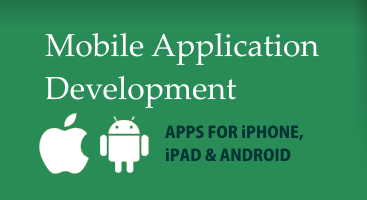 Mobile Application Development - Apps for iPhone, iPad & Android